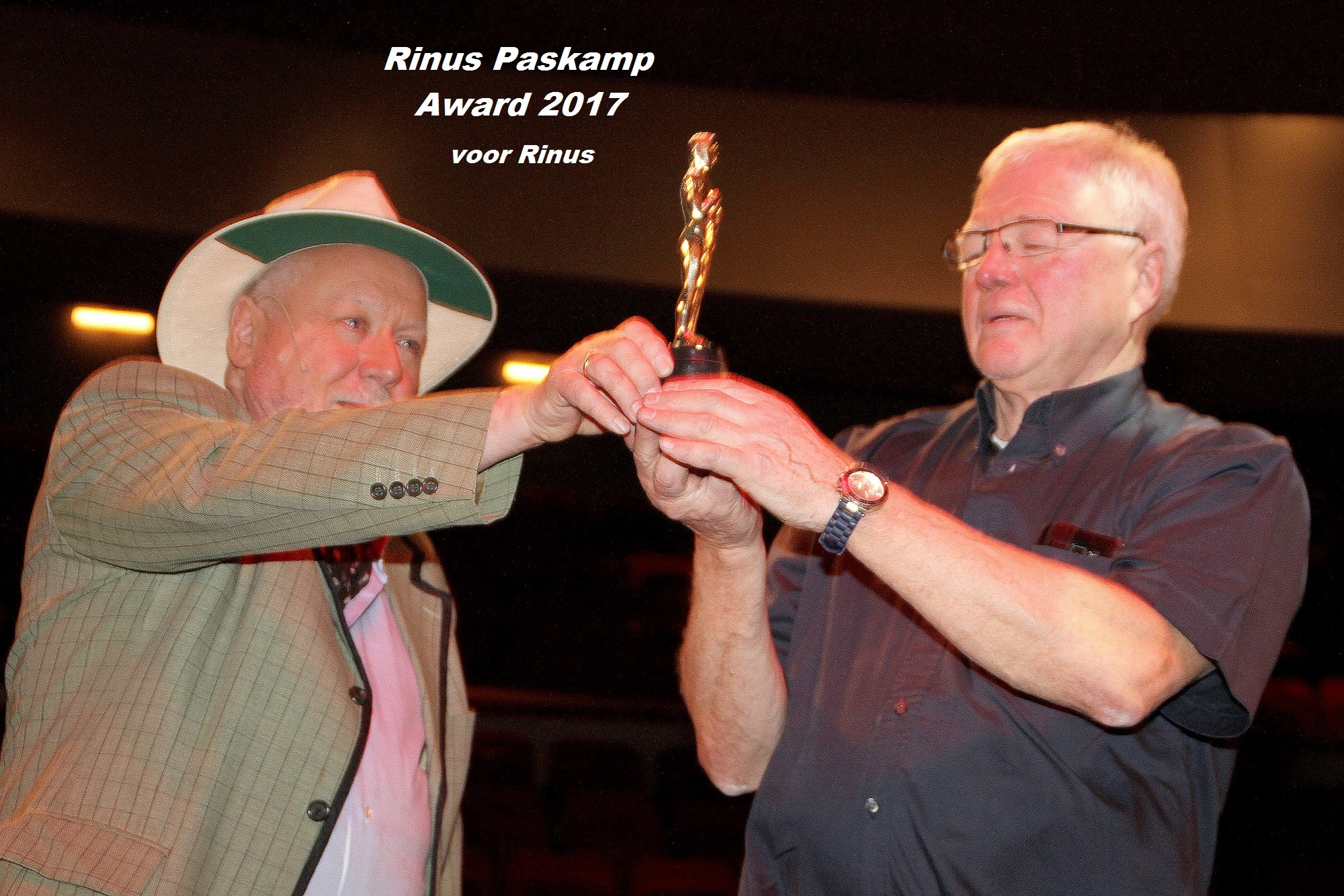Rinus Paskamp Award