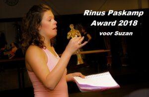 Suzan met RP Award 2018 (2)